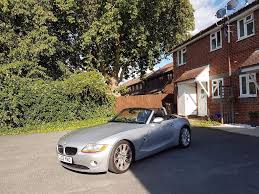 bmw z4 3 0i roadster smg in worcester park london gumtree