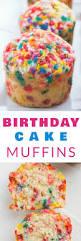 sprinkle birthday cake muffins brooklyn farm