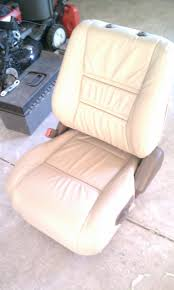 lexus lx450 replacement leather seat cushion repair for leather seats ih8mud forum