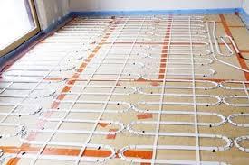 Electric Underfloor Heating Systems The Green Home - Under floor heating uk