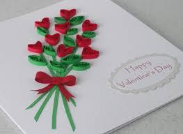 Make Valentines Card - valentine photo cards make handmade crochet craft