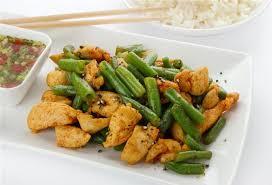 cuisiner des haricots verts escalopes de poulet aux haricots verts