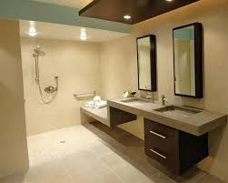 Handicapped Friendly Bathroom Design Ideas For Disabled People - Handicapped bathroom designs