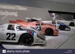 porsche 917 the three porsche 917 that participated in the 24 hours of le mans