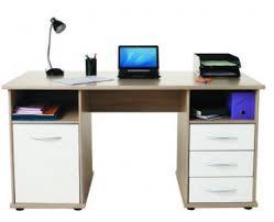 top office bureau penta blanc largeur 145 cm