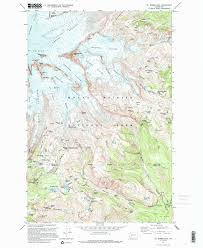Topographical Map Of Colorado by Mount Rainier Maps Npmaps Com Just Free Maps Period