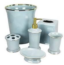 elegant bathroom accessories sets bath accessories pinterest