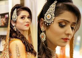 Trendy Pakistani Bridal Hairstyles 2017 New Wedding Hairstyles Look Indian Pakistani Bridal Hairstyles New Bridal Hairstyles Indian