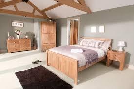 Wall Colour Oakdale Solid Oak Furniture Range Oak Bedroom - Oak bedroom furniture uk