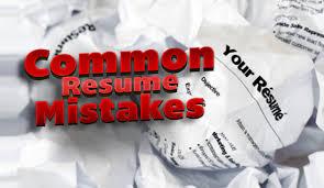 common resume mistakes clotureclub