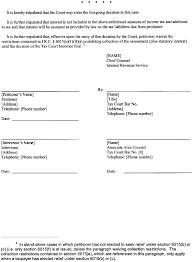 35 11 1 litigation exhibits internal revenue service