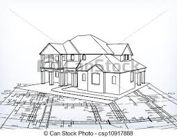 house drawings house drawing 3d