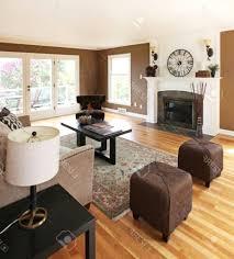 Wohnzimmer Braun Beige Einrichten Moderne Häuser Mit Gemütlicher Innenarchitektur Kleines Tolles