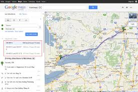 Map Directions Driving Smart Travel Scribe Using Google Maps To Plan The Route Of Your