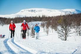 cross country skiing in geilo official travel guide to norway