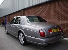 bentley brooklands for sale used bentley arnage arnage t 4dr auto mulliner spec 40 000
