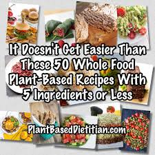 recipes archives plant based dietitian
