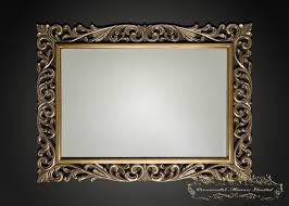 silver gold ornamental mirrors from ornamental mirrors limited