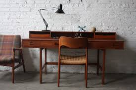 Mid Century Modern Desk Mid Century Modern Desk For A Home Office All Modern Home Designs