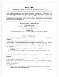 legal administrative assistant resume samples u2013 inssite