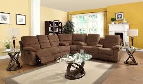 Modular Reclining Sectional Sofa Sofa Small Reclining Sectional Sofas And Sectionals Gray