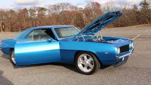 1969 camaro restomod for sale 1969 camaro resto mod for sale the top 150 000 spent on the