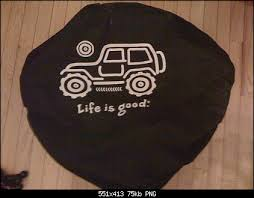 jeep life tire cover jeep spare tire covers click image for larger versionname image