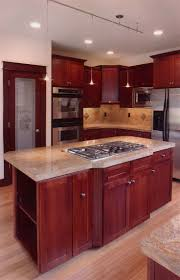 Kitchen Remodel With Island by Best 25 Island Stove Ideas On Pinterest Stove In Island