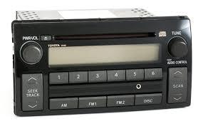 reman u0026 aux mod service for 2005 2006 toyota camry le xle radio am