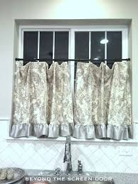Cafe Curtains For Living Room 92 Best Cafe Tiers Images On Pinterest Cafe Curtains Curtains