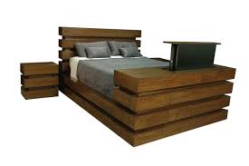 Bed Frame With Tv In Footboard Bed With Tv Lift Tv Lift Bed Tv Lift Bed Sets