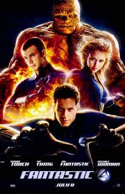 fantastic movie poster 4 10 imp awards