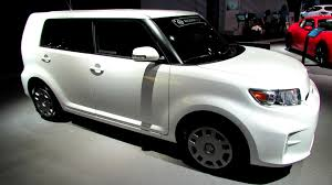 cube cars white 2015 scion xb release series 10 0 exterior walkaround debut at