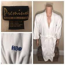 cousin eddie costume vintage premium robe collection hbo cousin eddie costume hugh hefner