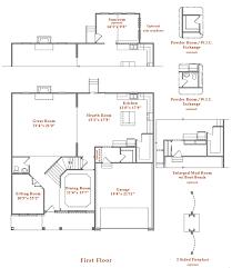 ellington floor plan denali at ellington village westport homes