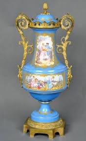 Antique Hand Painted Vases Antique Royal Vienna Gilded Porcelain Figural Vase Signed Wagner