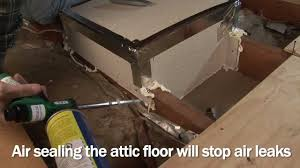air sealing and insulation can air sealing and insulating a conventional attic