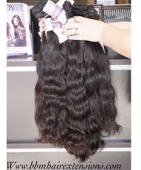 Double Weft Hair Extensions by Natural Body Wave Weft Hair Extensions Body By Marie