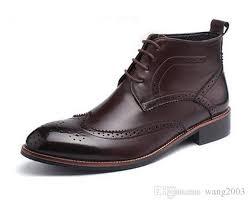 bureau martin d h es fashion s formal dress martin boots mens leather brogue