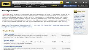 amazon black friday discussion imdb kills its message boards and nothing of value was lost