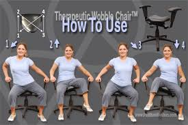 how to use the therapeutic wobble chair pettibonsystem com