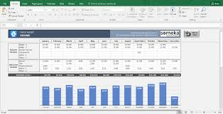 Household Budget Template Excel Family Budget Excel Budget Template For Household