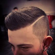 hard parting haircut should i get a hard part haircut haircuts pinterest