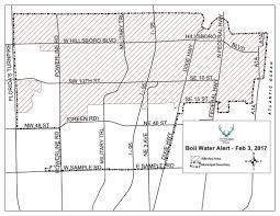 Zip Code Map Broward by Deerfield Water Advisory Lifted After Drinking Water Tests Clear