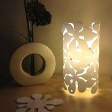 Flower Table Lamp Battery Operated Table Lamp With Desk Foter And 7 Lamps Flower