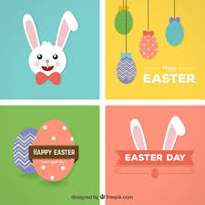 easter cards happy easter cards vector free