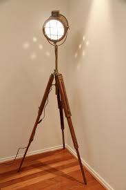 Nautical Floor Lamps with Tripod Nautical Floor Lamps Light Fixtures Design Ideas