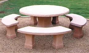 Concrete Patio Table Set Inspirational Concrete Patio Set For Sted Concrete Patio