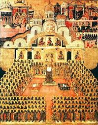 Council Of Constantinople 553 The 21 Ecumenical Councils Dukhrana