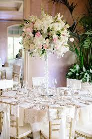 wedding flowers ideas elegant white wedding flower centerpieces